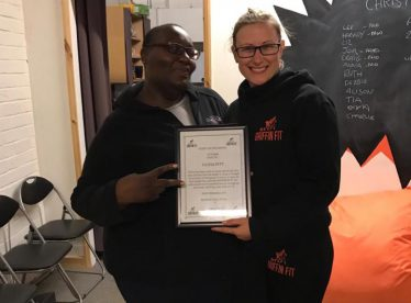 personal trainer   griffin fit   leicester