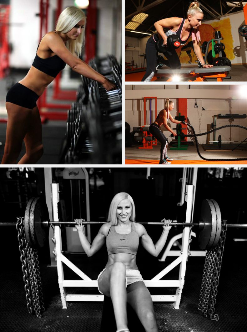Female Personal Trainers Leicester