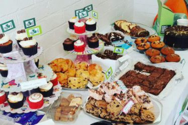 charity cakes / macmillan