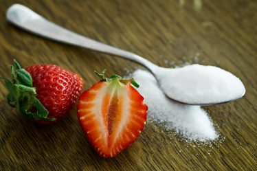 sugars | strawberries